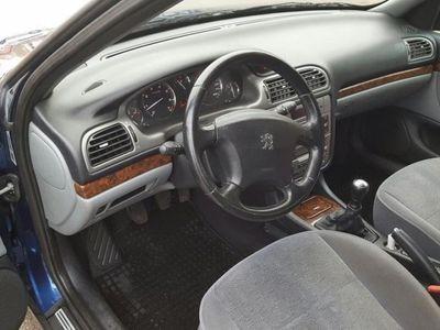 begagnad Peugeot 406 2.0 kombi -04
