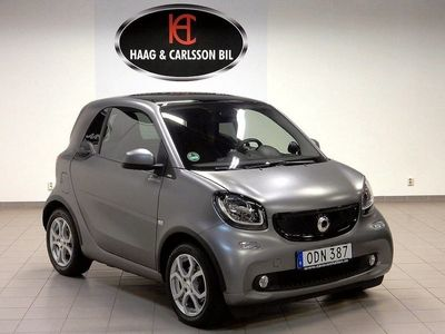 begagnad Smart ForTwo Coupé Coupe