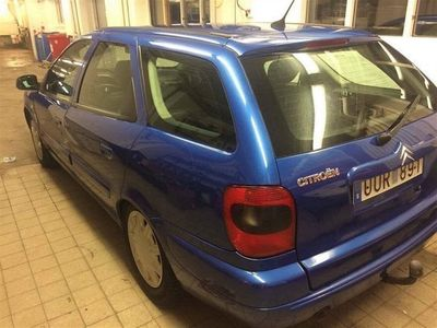 begagnad Citroën Xsara 1.6 -04