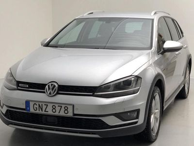 begagnad VW Golf Alltrack 2.0 TDI Sportscombi 4Motion