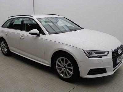 begagnad Audi A4 Avant 2.0 TDI 150 HK q