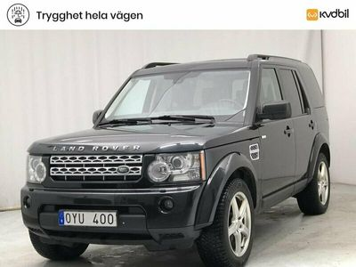 begagnad Land Rover Discovery 4 3.0 TDV6 2012, SUV Pris 234 000 kr