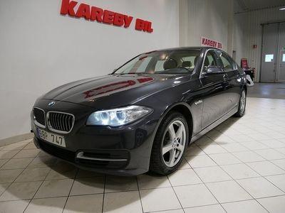 begagnad BMW 520 d xDrive Sedan Aut Comfort Drag