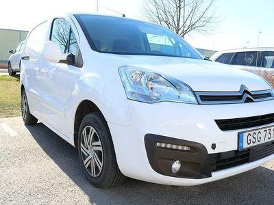 begagnad Citroën Berlingo Van 1.6 BlueHDi Euro 6 99hk*Drag,m-värm,fin!*