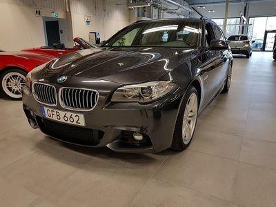 begagnad BMW 530 xDrive M-sport Aut (258hk) EU6 -14