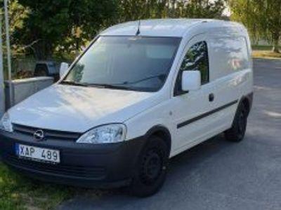 begagnad Opel Combo 1.6 CNG -05