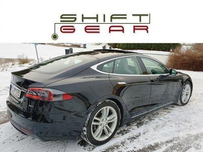 begagnad Tesla Model S 85D AWD NextGen AP Panorama 1äg -16