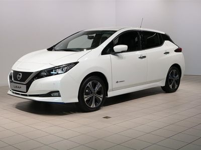 begagnad Nissan Leaf E+ Tekna My19.5 62 kWh