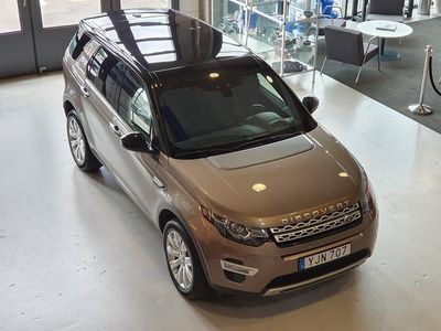 begagnad Land Rover Discovery Sport SD4 4WD HSE Luxury -15