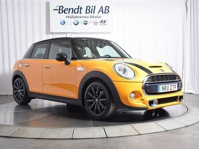 used Mini Cooper S 5-door Chili 192hk / NAV