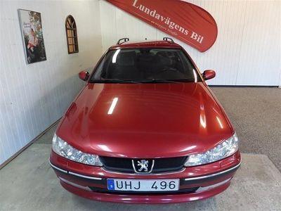 begagnad Peugeot 406 2,0 KOMBI