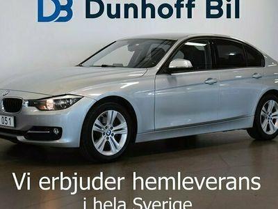begagnad BMW 320 d xDrive Sedan Steptronic Sport line 184hk Dragkrok