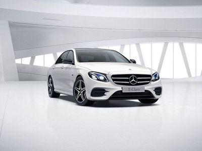 begagnad Mercedes E300 300 de Sedan Plug-In-Hybrid