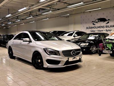 begagnad Mercedes CLA250 AUTO AMG PANORAMA 211HK