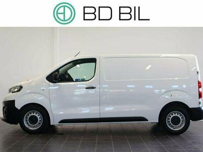 begagnad Peugeot Expert 2.0 BlueHDi EU6 L2H1 DRAG WEBASTO FULLSERVAD 2017, Transportbil Pris 239 900 kr