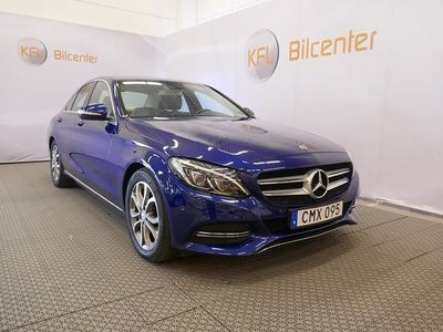 begagnad Mercedes C220 d Aut-Drag-Navi Euro 6 170hk