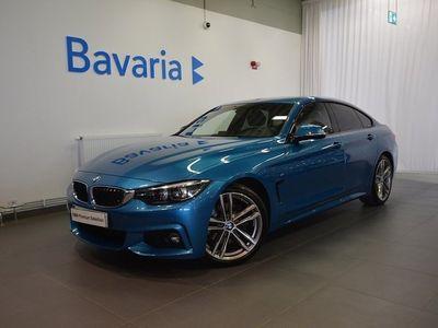 begagnad BMW 430 Gran Coupé i Steptronic M Sport Navigation