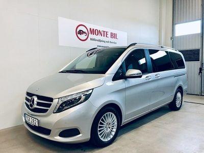 begagnad Mercedes V220 CDI 7G-Tronic Plus Euro 6