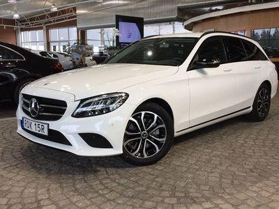 begagnad Mercedes C200 d Kombi // DEMOBIL //