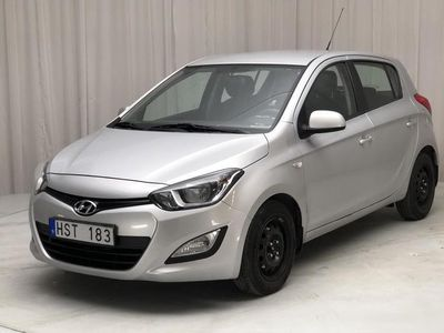 begagnad Hyundai i20 1.2 2013, Personbil 36 000 kr
