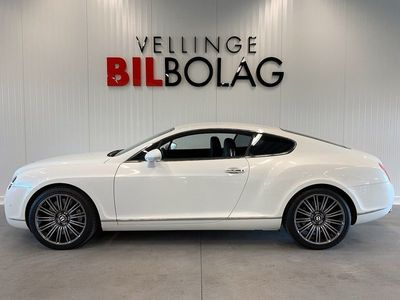 begagnad Bentley Continental GT Speed 6.0 W12 SV-Såld -08