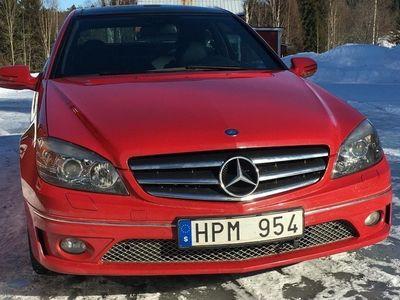 begagnad Mercedes CLC180 Sport, Evolution,