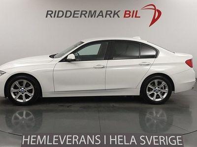 begagnad BMW 320 d Sedan Drag PDC Rattvärme 2012, Sedan 117 900 kr