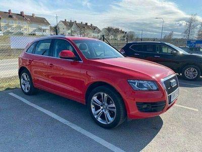 begagnad Audi Q5 8R