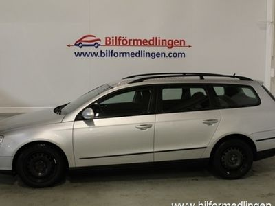 begagnad VW Passat 2.0 TDI Automat PDC Drag Kamrem Bytt 2007, Kombi 69 900 kr