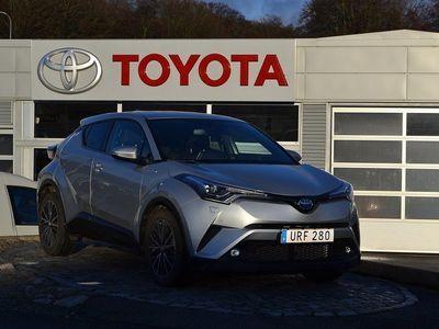 begagnad Toyota C-HR 1,8 Hybrid Executive Aut, Teknikpaket