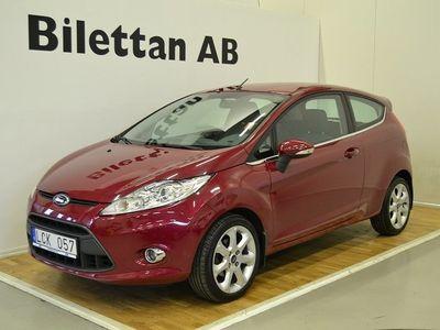 brugt Ford Fiesta 3-dörrar 1.25 82hk