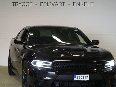 begagnad Dodge Charger 6.2 V8 HEMI Supercharged, 717hk