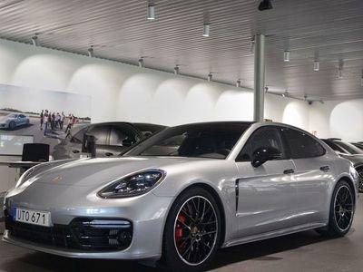 käytetty Porsche Panamera Turbo