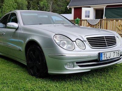 begagnad Mercedes E270 CDI 5G-tronic, 177HK