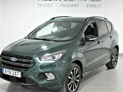 begagnad Ford Kuga ST - Line Nyserv S&V - Hjul Nybilsgaranti