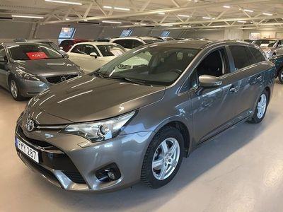 begagnad Toyota Avensis Kombi 1.8 Euro 6 147hk Active