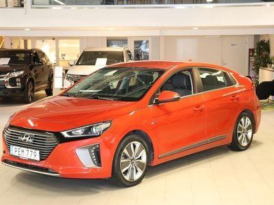 begagnad Hyundai Ioniq Hybrid PremiumPlusEco