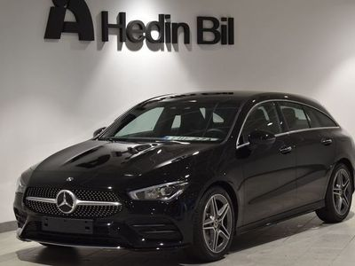 begagnad Mercedes CLA200 // AMG-Line // Backkamera // LEVERANS TIDIGAST 15/7-20