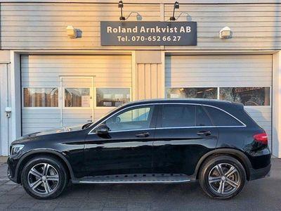 begagnad Mercedes GLC220 CDI 4Matic Luxury -17