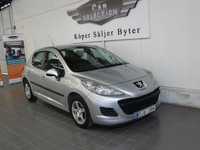 begagnad Peugeot 207 1.6 HDi (90hk) NY-SERV