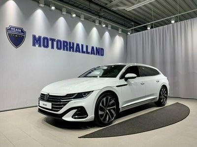begagnad VW Arteon Shooting Brake eHybrid GTE R-LINE