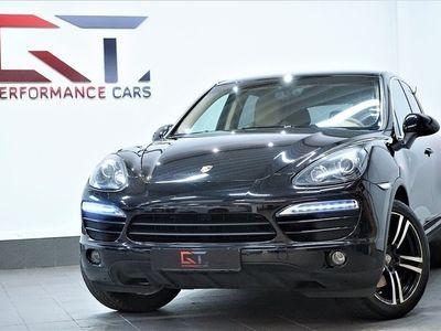 begagnad Porsche Cayenne TipTronic S 300hk Se Spec