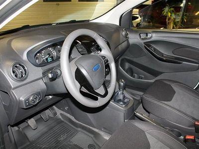 begagnad Ford Ka 1,2 70hk Trend 5d