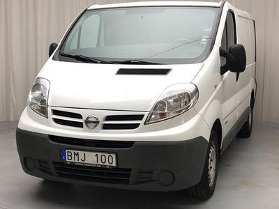 used Nissan Primastar 2.0 dCi,