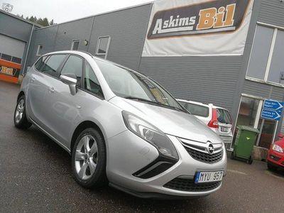 begagnad Opel Zafira 1,6 CDTI 7-sits Euro6 Nyservad
