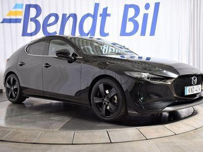 begagnad Mazda 3 2.0Cosmo 0. RÄNTA 2019, Halvkombi 229 500 kr