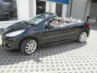 begagnad Peugeot 207 CC 1.6 VTi Sport 120hk -10