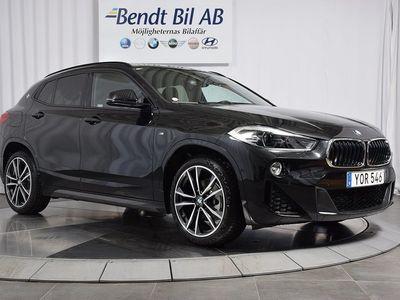 begagnad BMW X2 sDrive18i