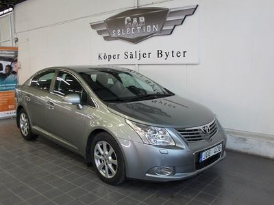 used Toyota Avensis 2.2 D-4D (150HK) 8900MIL-AUTOMAT