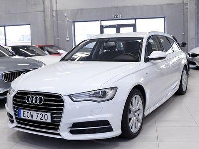 gebraucht Audi A6 2.0 TDI Quattro (190hk) S-line